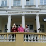 Пралески - международный Дом культуры в Польше