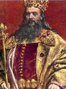 Король польский Казимир Великий