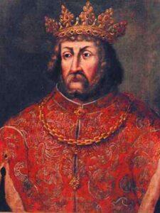 Король польский Вацлав II