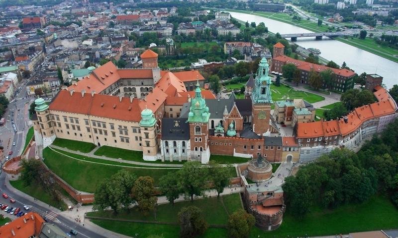 Вавельский замок-2