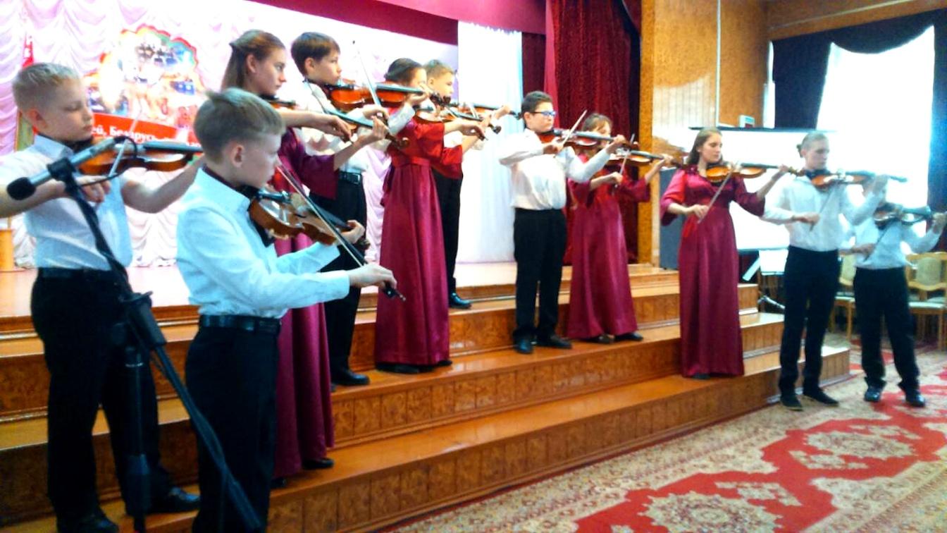 Ансамбль скрипачей Парафраз (Смоленск)