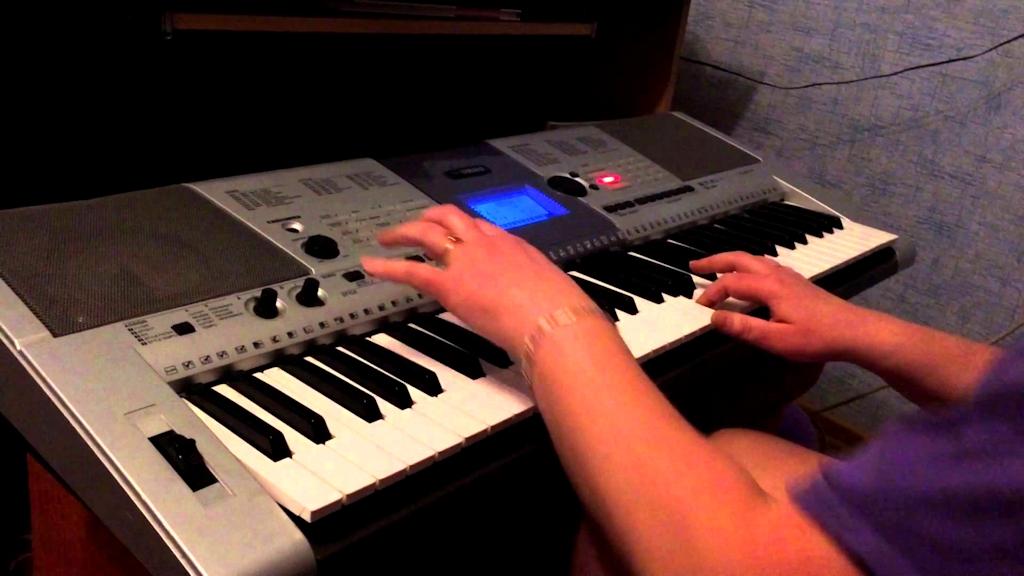 Использование синтезатора на уроке