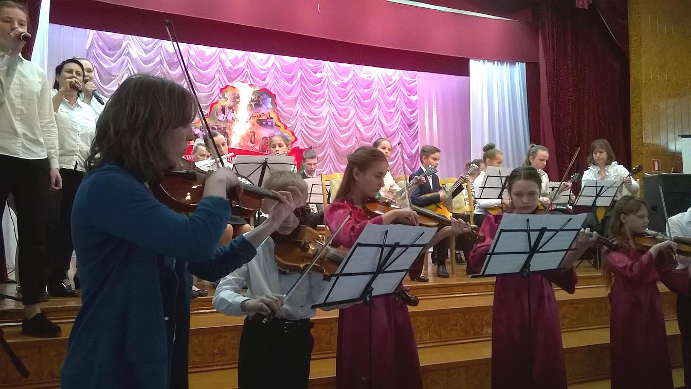 Оркестровое Поппури