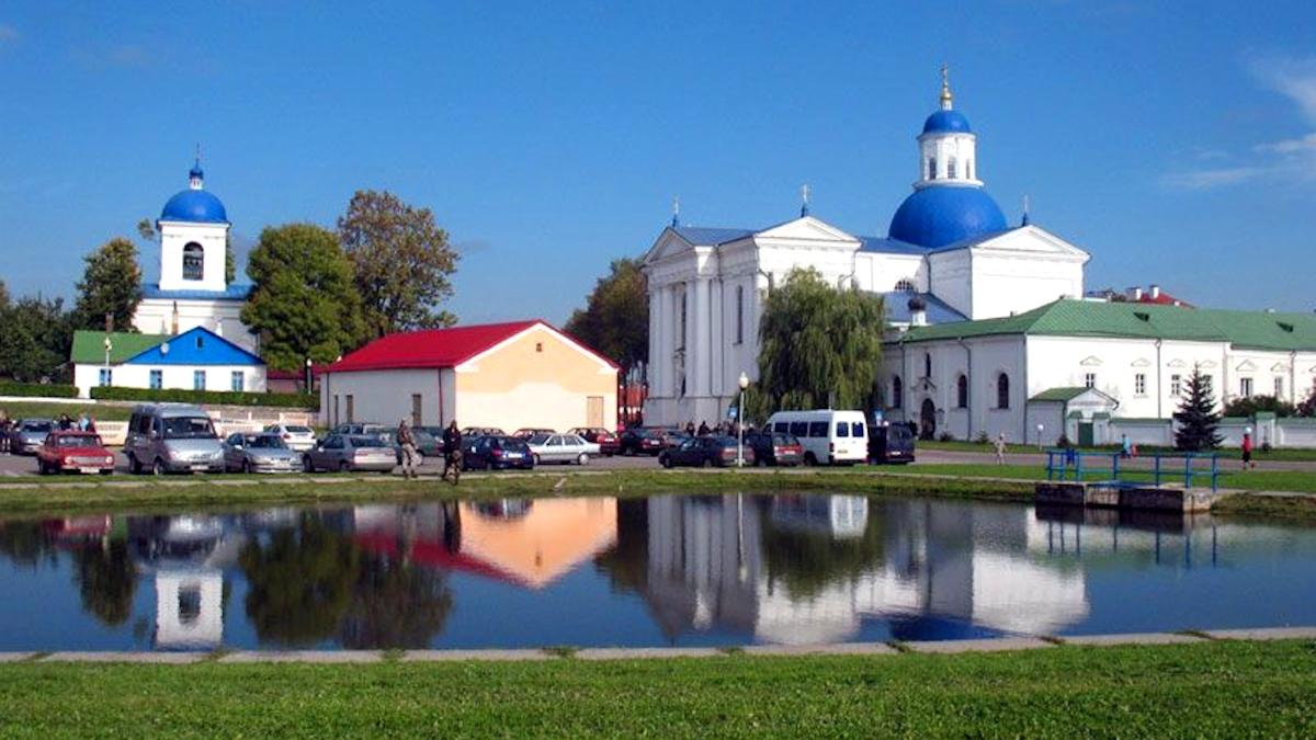 Жировицкий монастырь