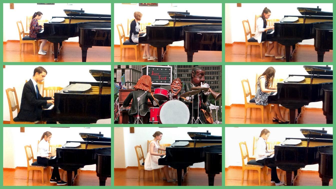 Джаз-фестиваль-старшая группа