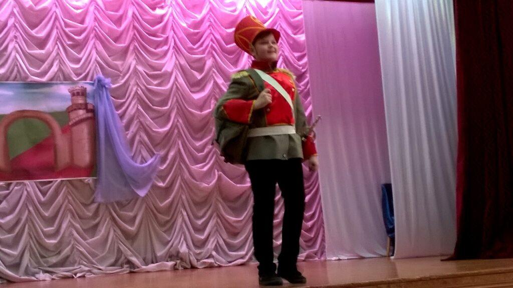 Огниво - спектакль детского театра Веселинка
