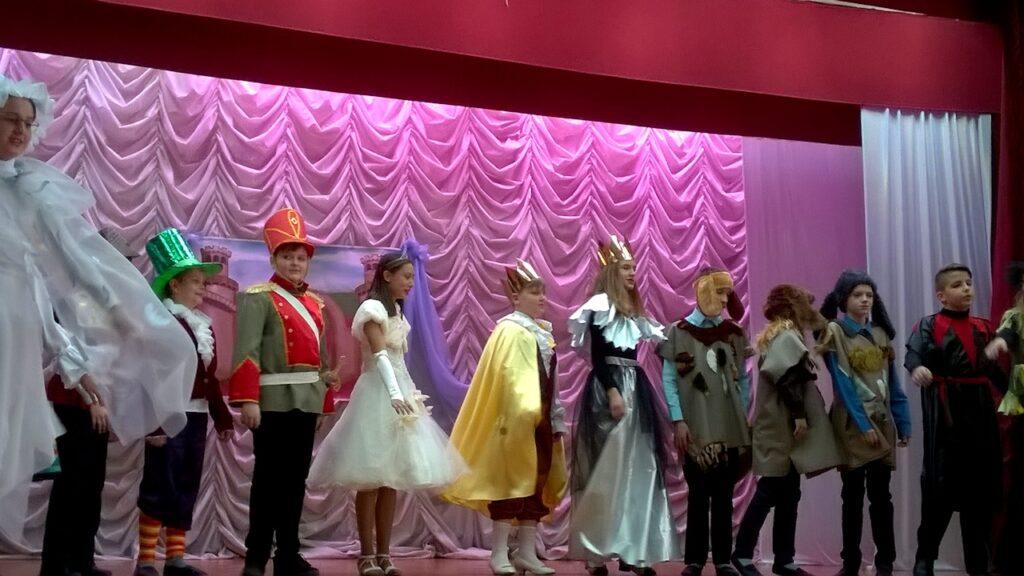 Огниво - спектакль по сказке Андерсена