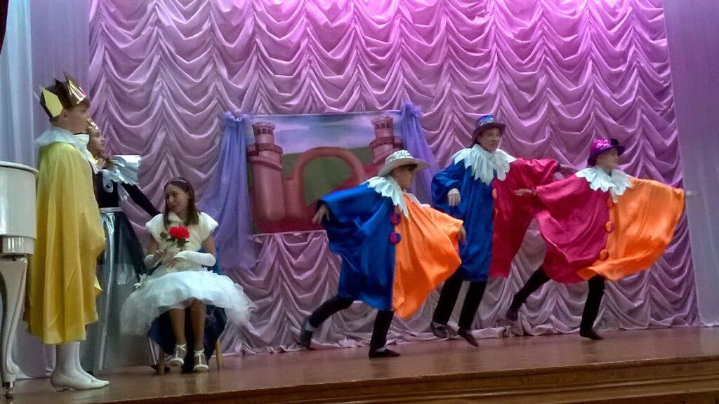 Огниво - детский театр Веселинка