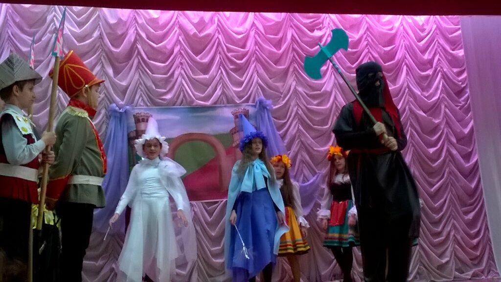 Огниво - Веселинка - спектакль
