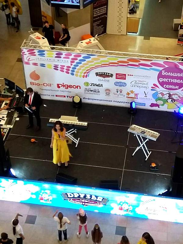 большой фестиваль семьи концерт 15 гимназии