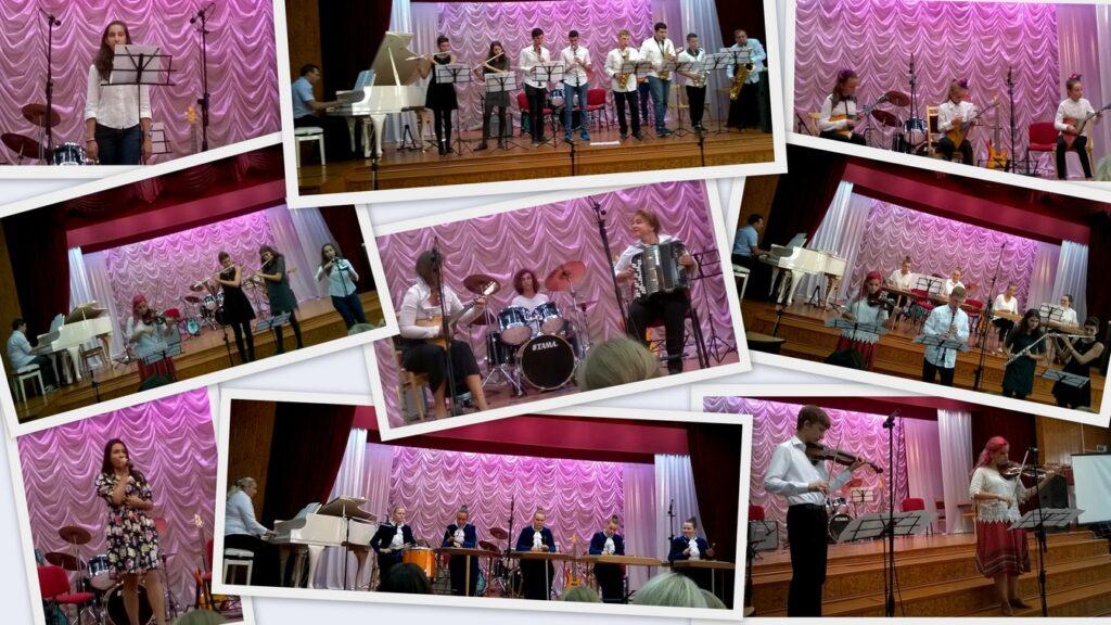 Концерт дружбы Беларусь-Израиль
