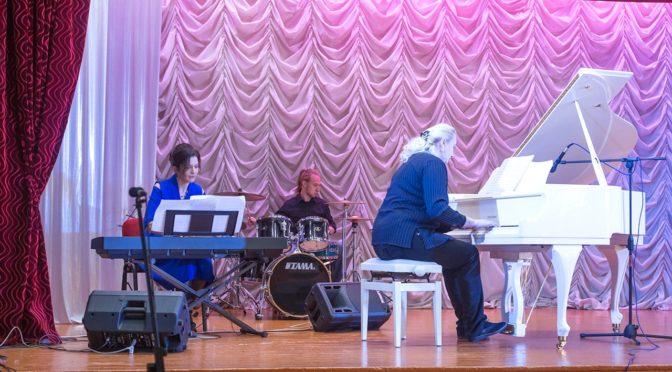 Концерт-презентация сборника С. Кузнецовой «Мелопритяжения» (продолжение)