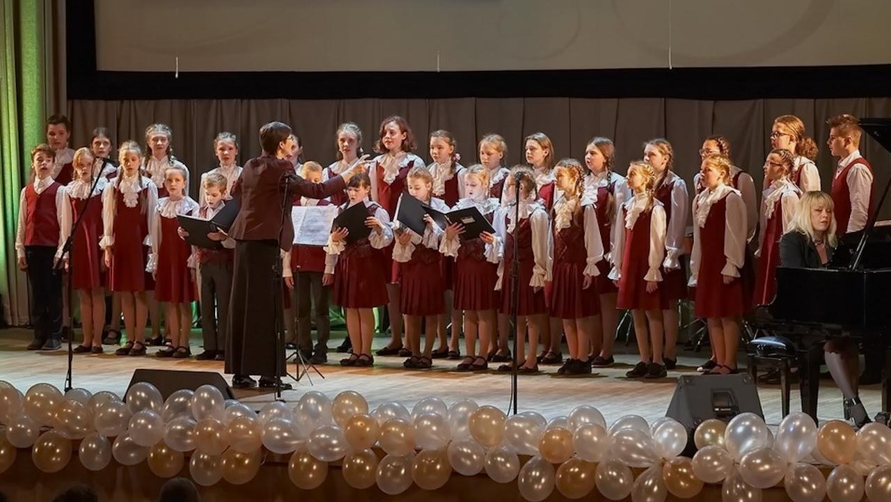 Образцовый хор Журавинка
