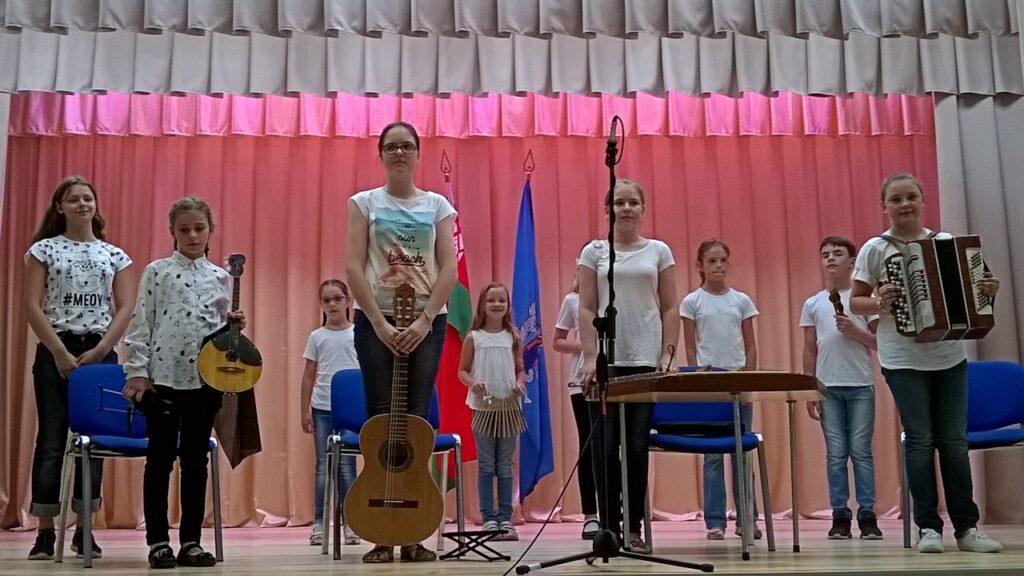 Отчетный концерт музыкального лагеря Журавинка — 2019