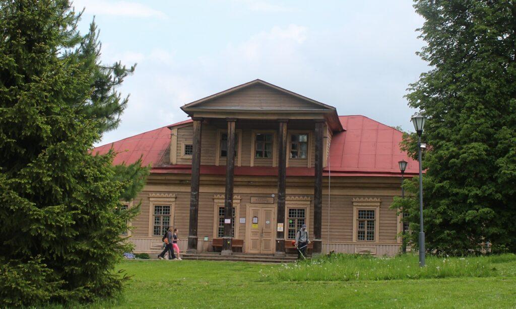 Школа во Фленово