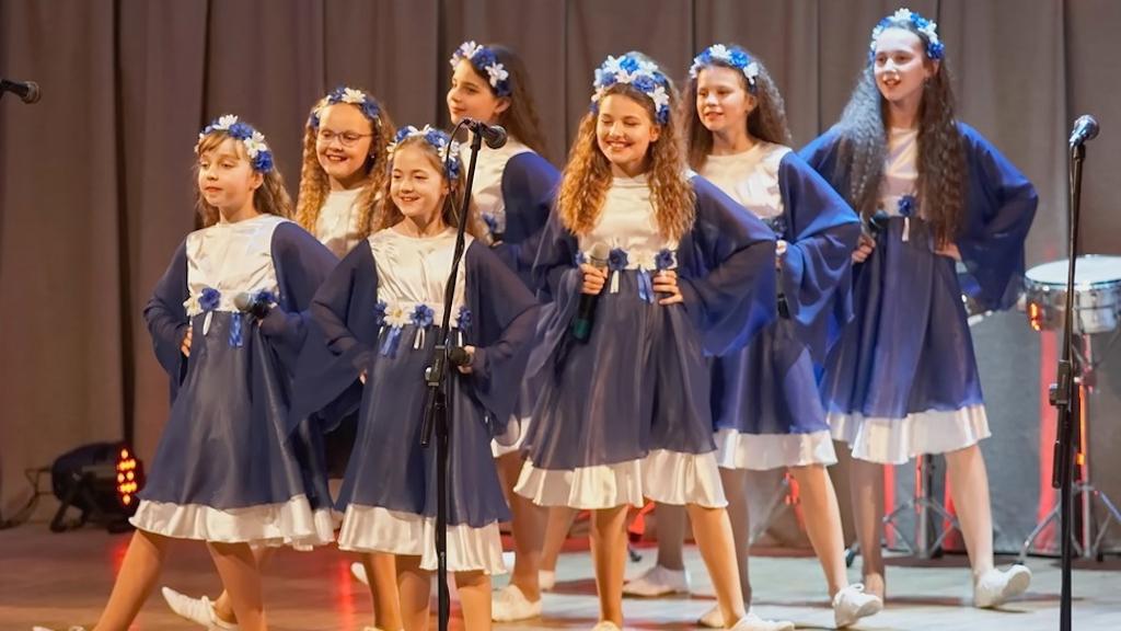 Вокальный ансамбль «Little stars»