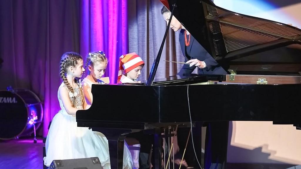 Фортепианное трио Триумф