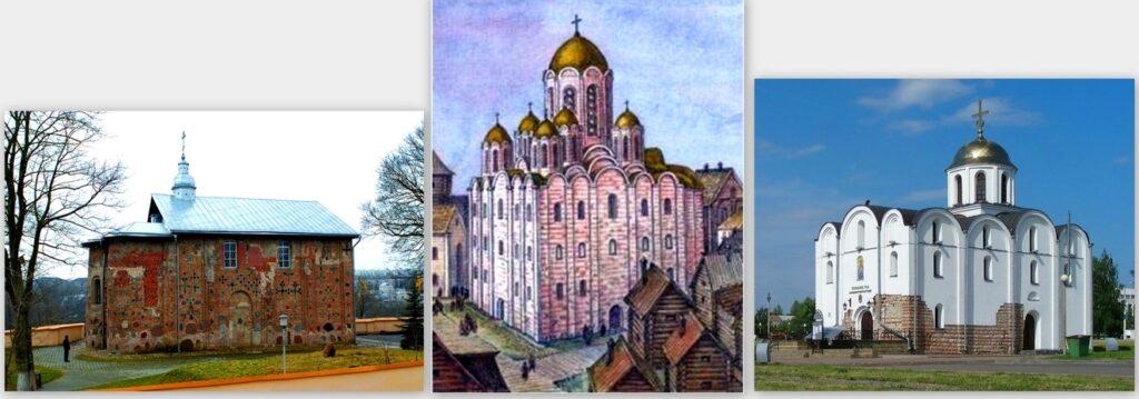 Старинные храмы Беларуси