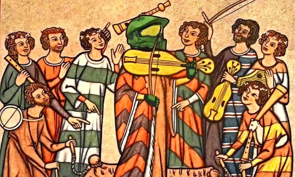 Музыка времен Великого Княжества Литовского