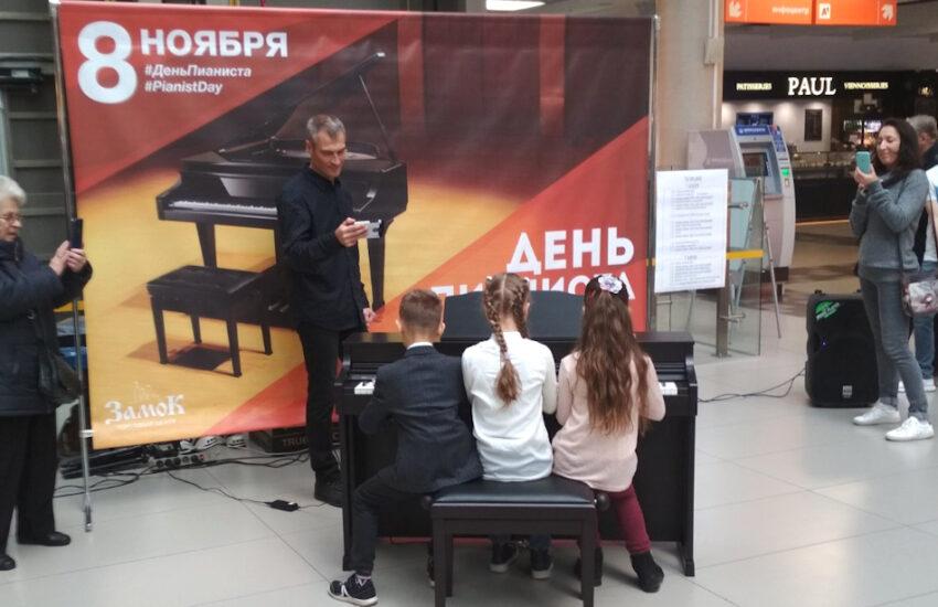 Буратинки - Свободное пианино