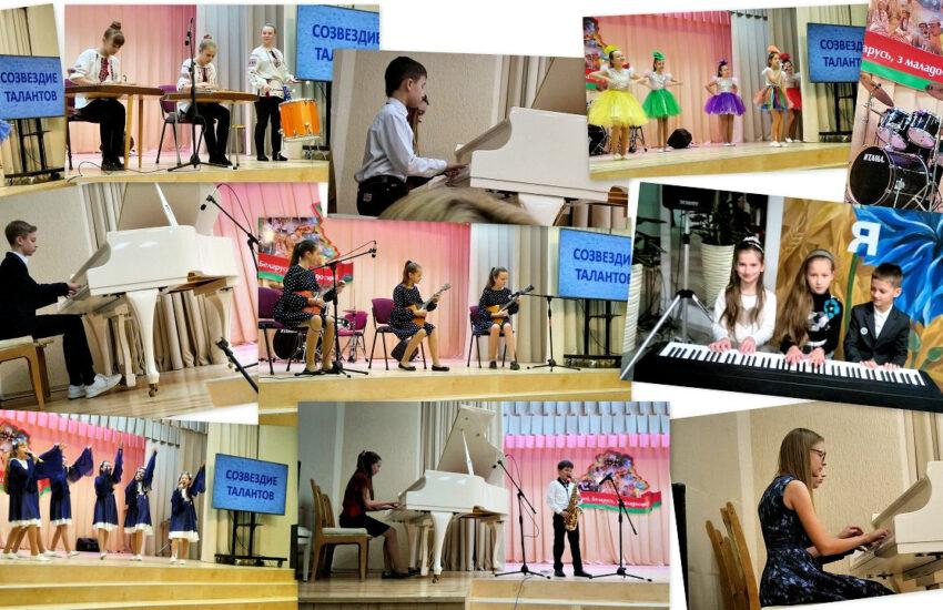 Концерт гимназической филармонии 2019-11-15