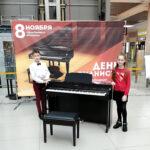 Тимофей Хромченко-Полина Микиртичан-Свободное пианино