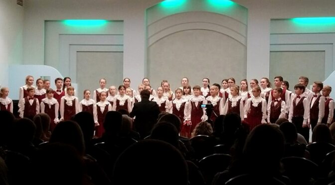 Журавинка в концерте «Рождество Христово – на душе светло!»