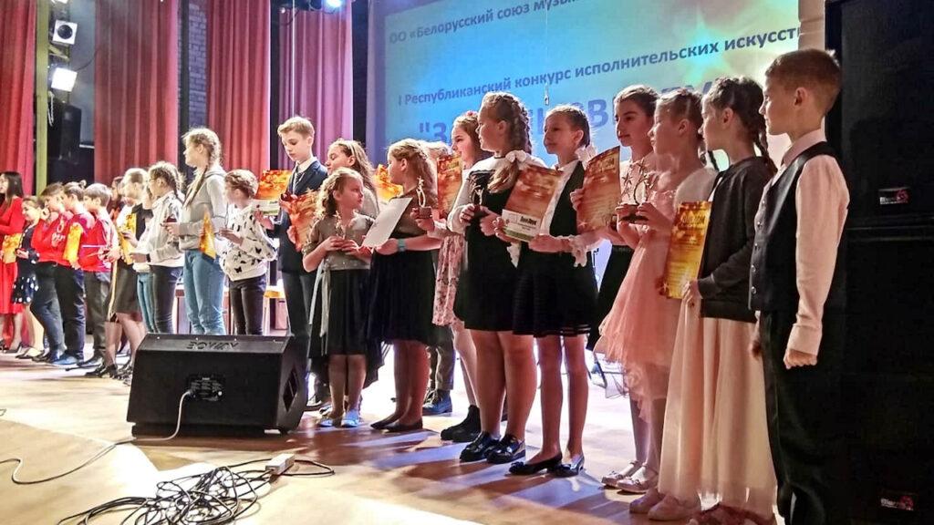 Наши пианисты на конкурсе Зажечь звезду 2020