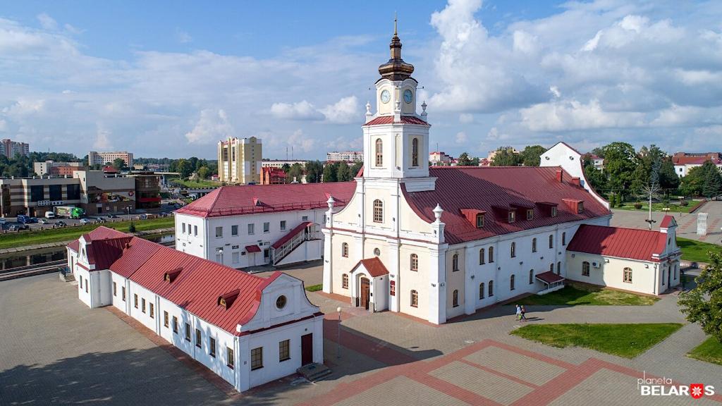Коллегиум иезуитов в Орше