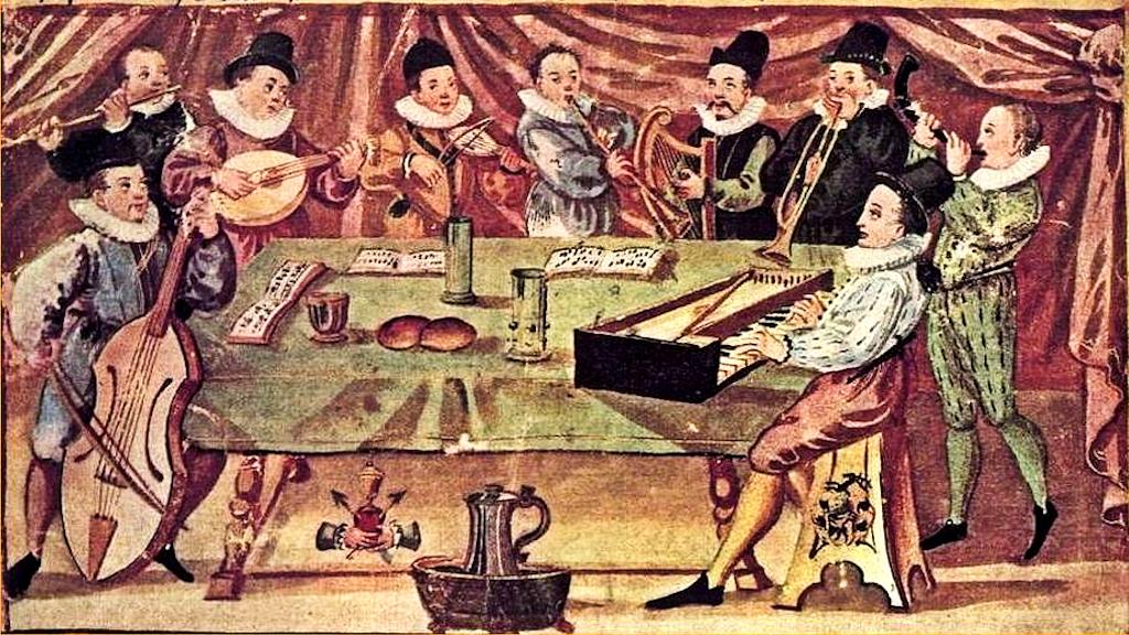 Музыкальная культура эпохи Возрождения на белорусских землях