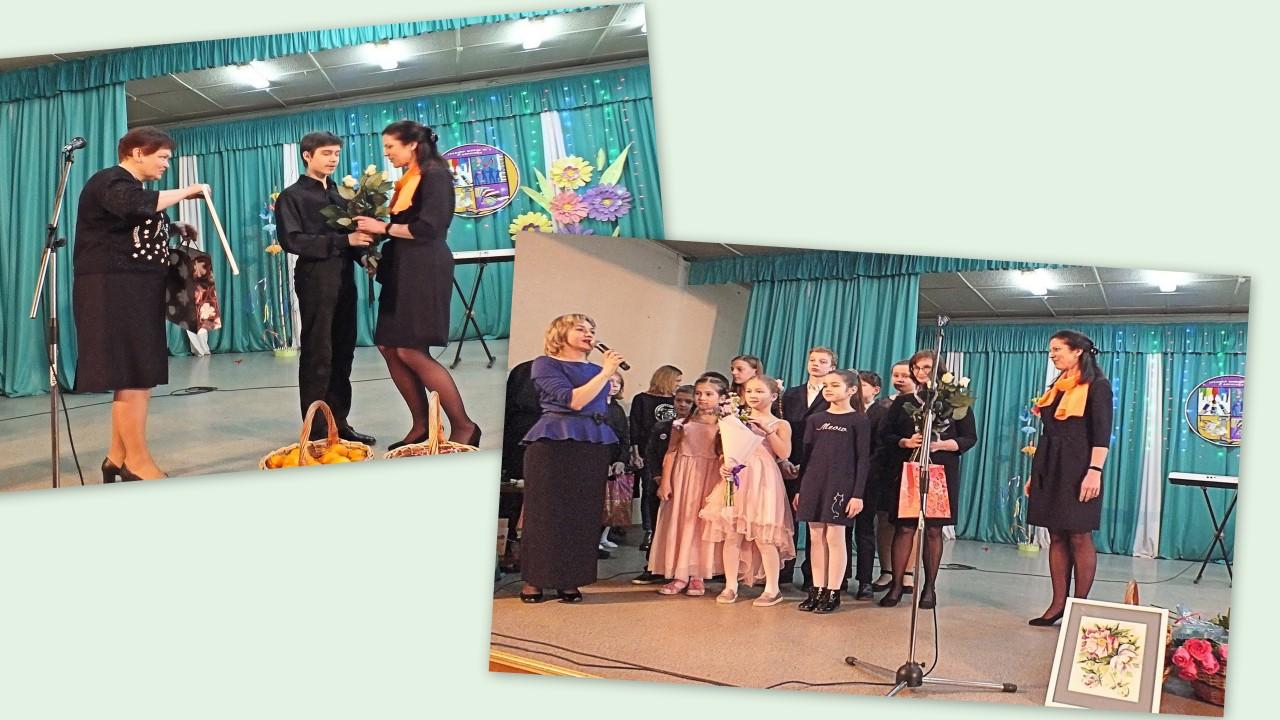 Концерт в Борисове - поздравления