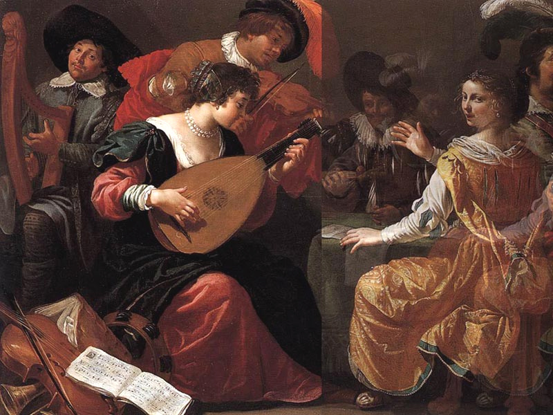 Madrigal 16 века