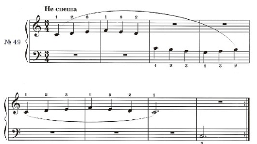 Мелодическая линия