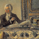Моцарт пишет