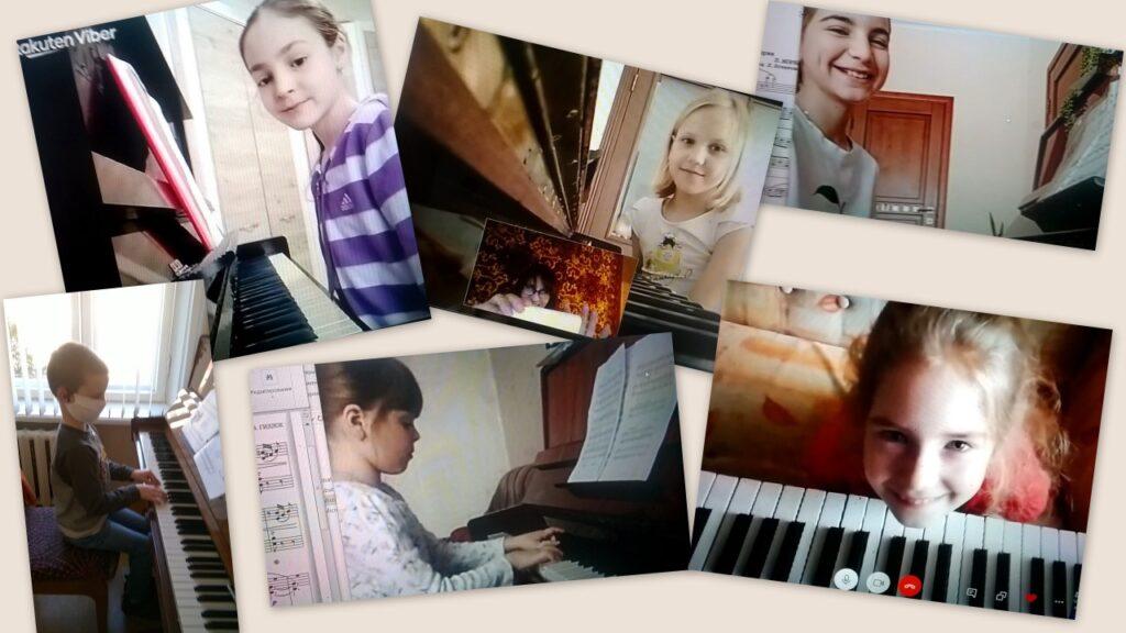И. Венская: Фортепиано online. Продолжаем урок