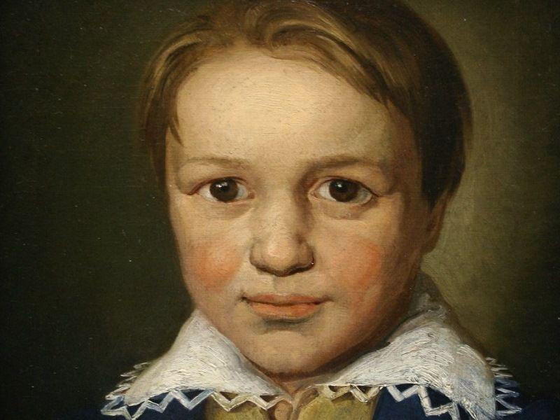 Бетховен в детстве
