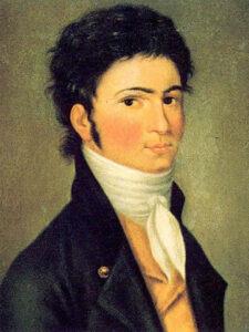 Бетховен в юности