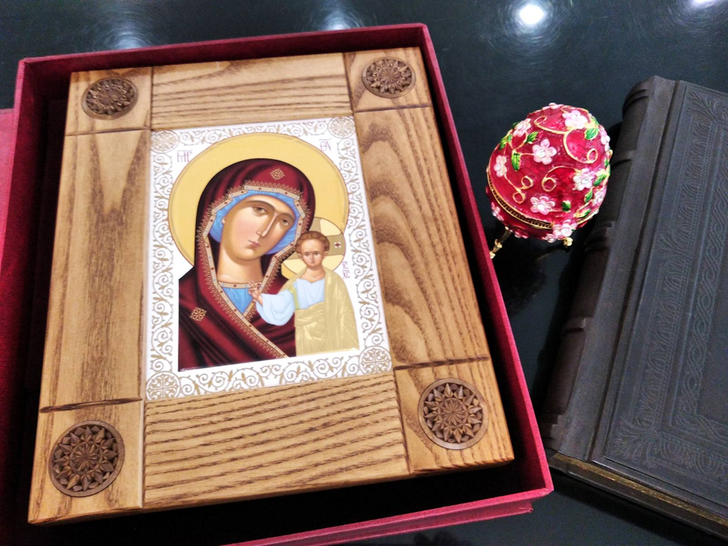 Дары митрополита